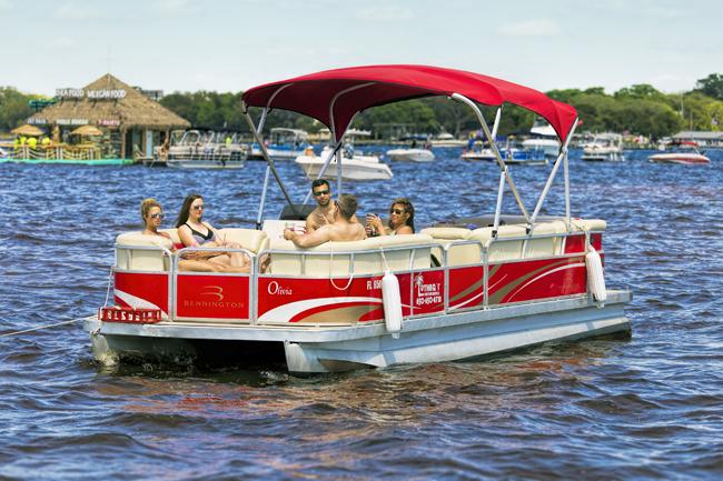 boat rentals panama city beach